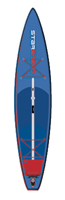 """Starboard Sup 2017 Inflatable Touring Deluxe 12'6""""x31"""""""