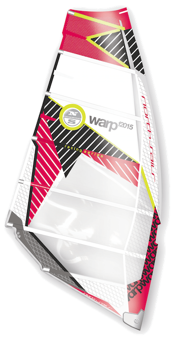 North Sails Warp F2015 9.0 LW