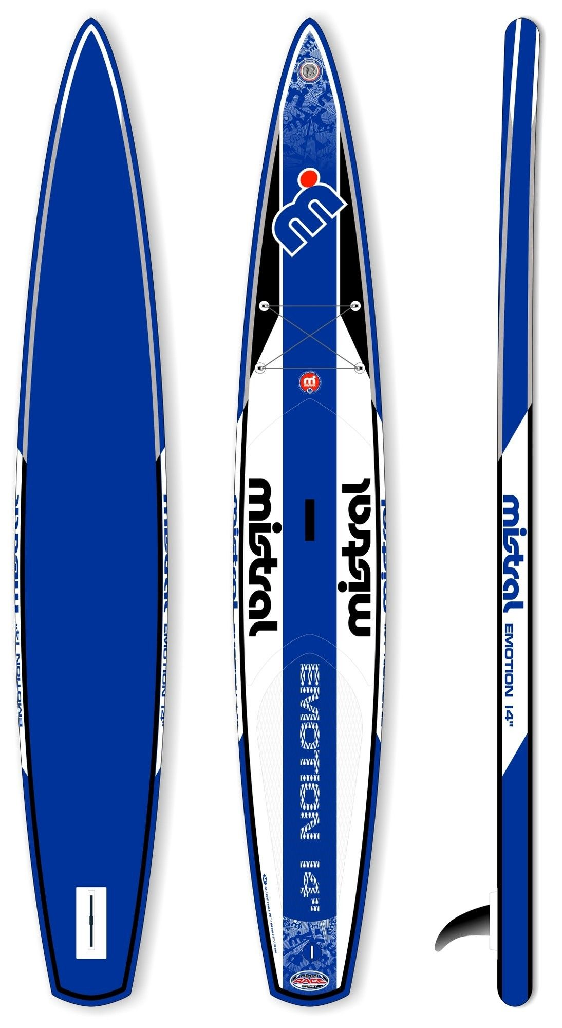 Mistral Emotion inflatable 14'0