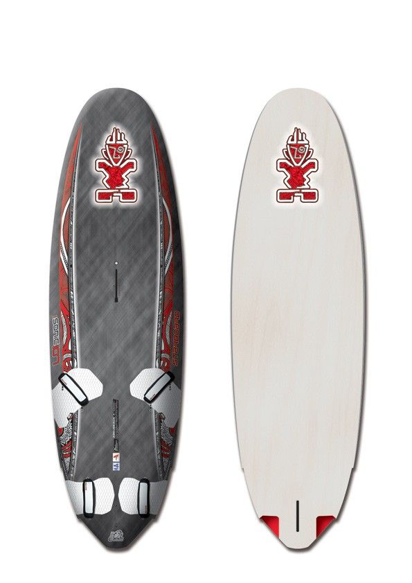 Starboard Isonic 107 Carbon 2012
