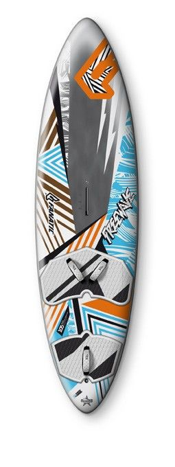 Fanatic Freewave 95 Wood 2012