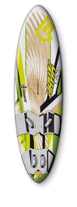 Fanatic Hawk 100 Wood 2012