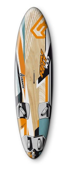 Fanatic Ray 130 Wood 2012