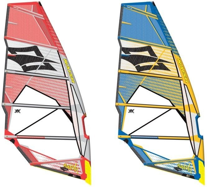 Naish Sails Indy 2013 5.8
