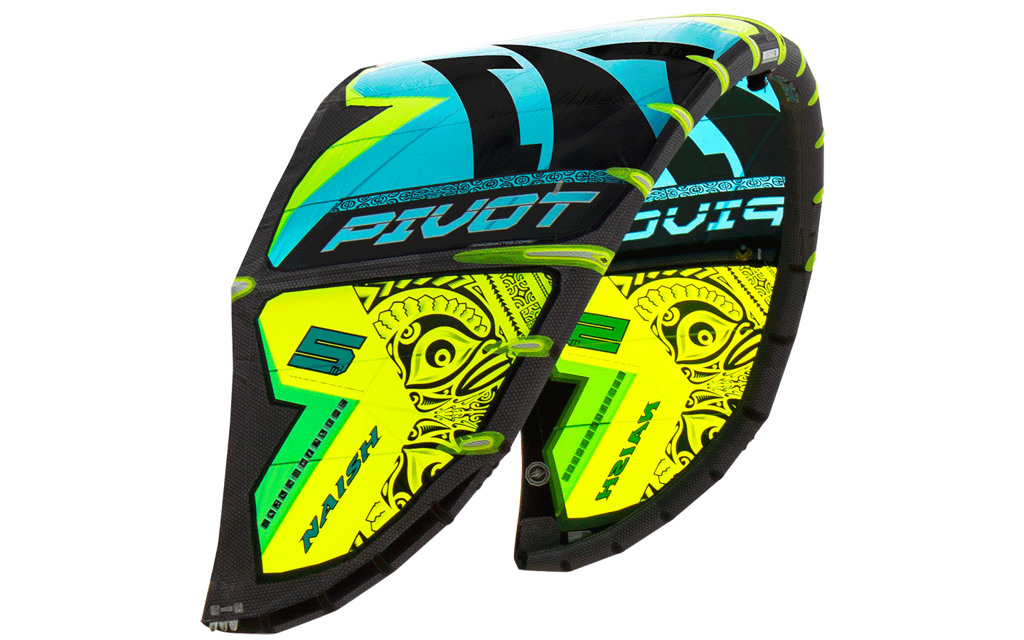 Naish Pivot 11 Blue/Yellow 2015