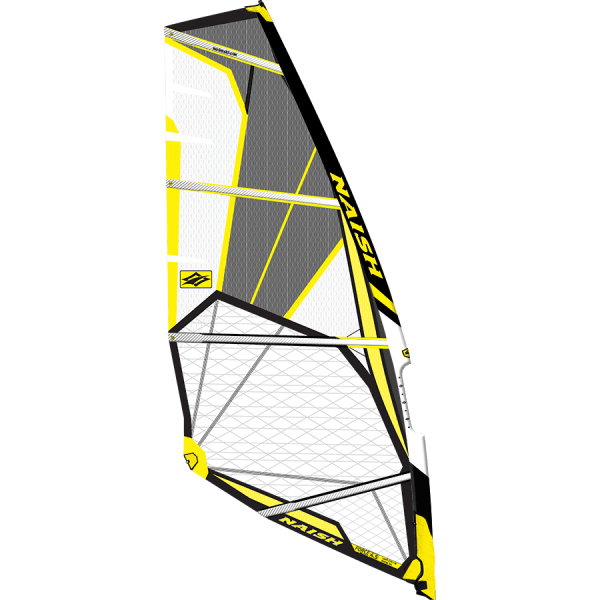 Naish Sail Force Four 2015 Black/Yellow