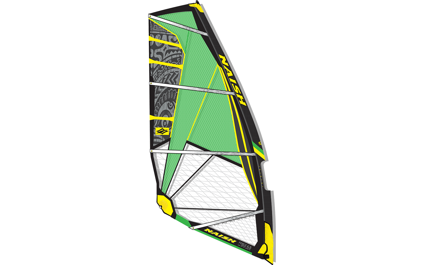 Naish Sail Force FOUR 2016 Black/Green