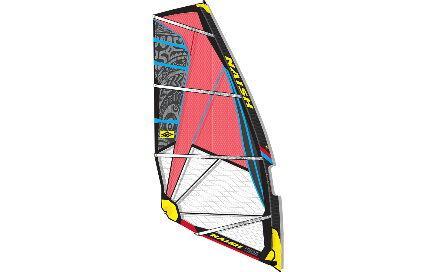 Naish Sail Force FOUR 2016 Black/Red