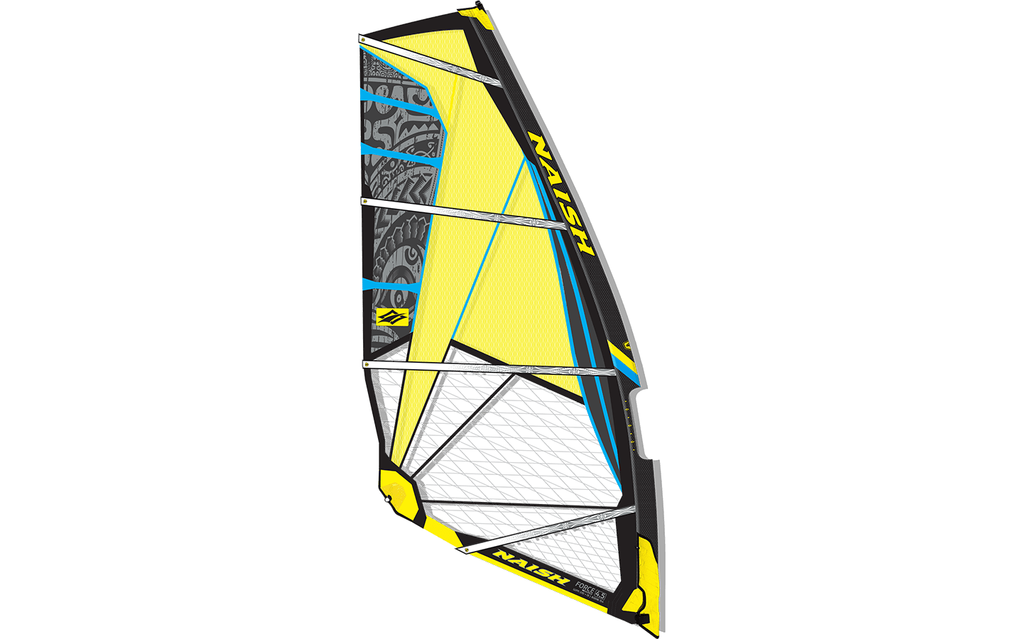 Naish Sail Force FOUR 2016 Black/Yellow