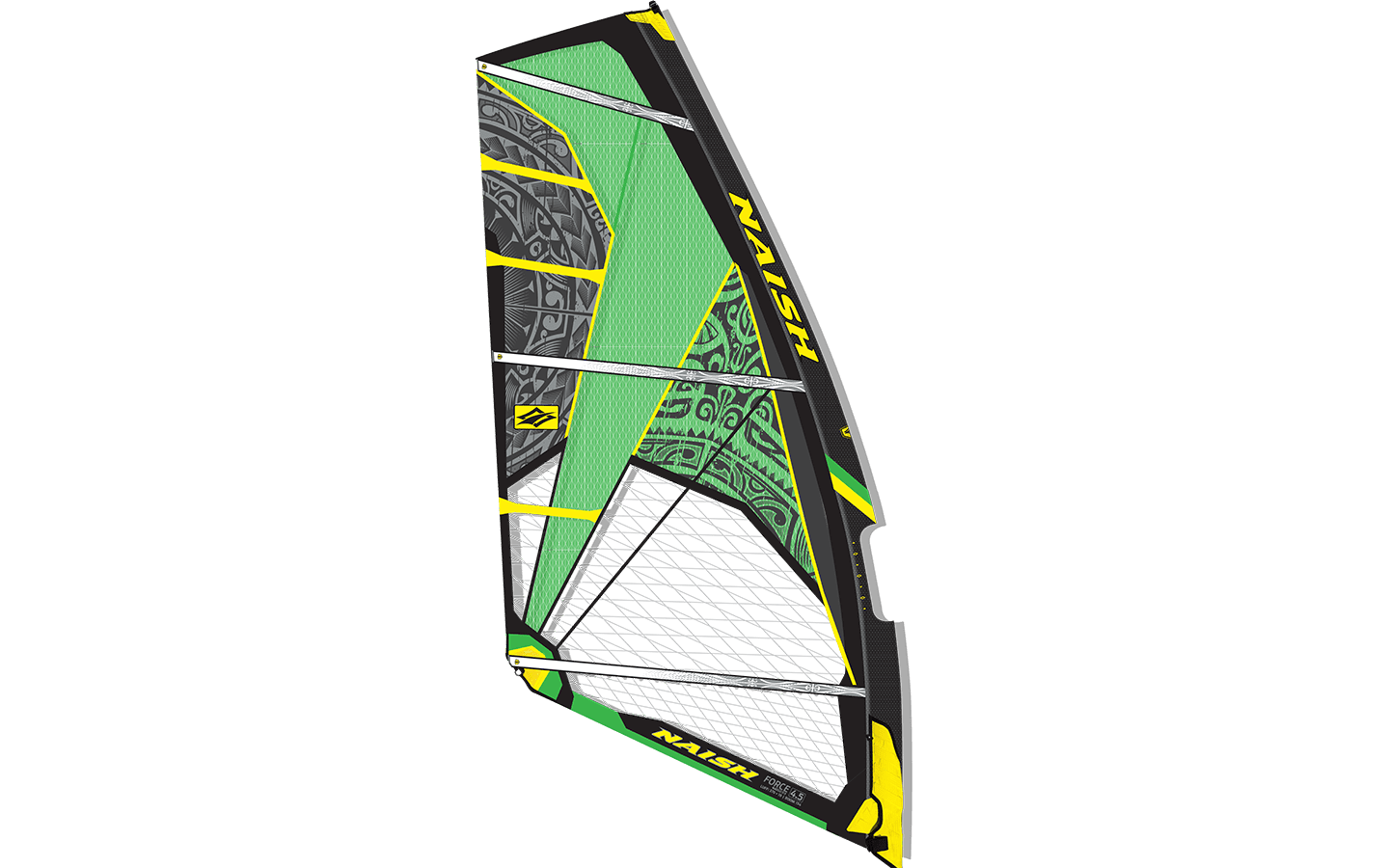 Naish Sail Force THREE 2016 Black/Green