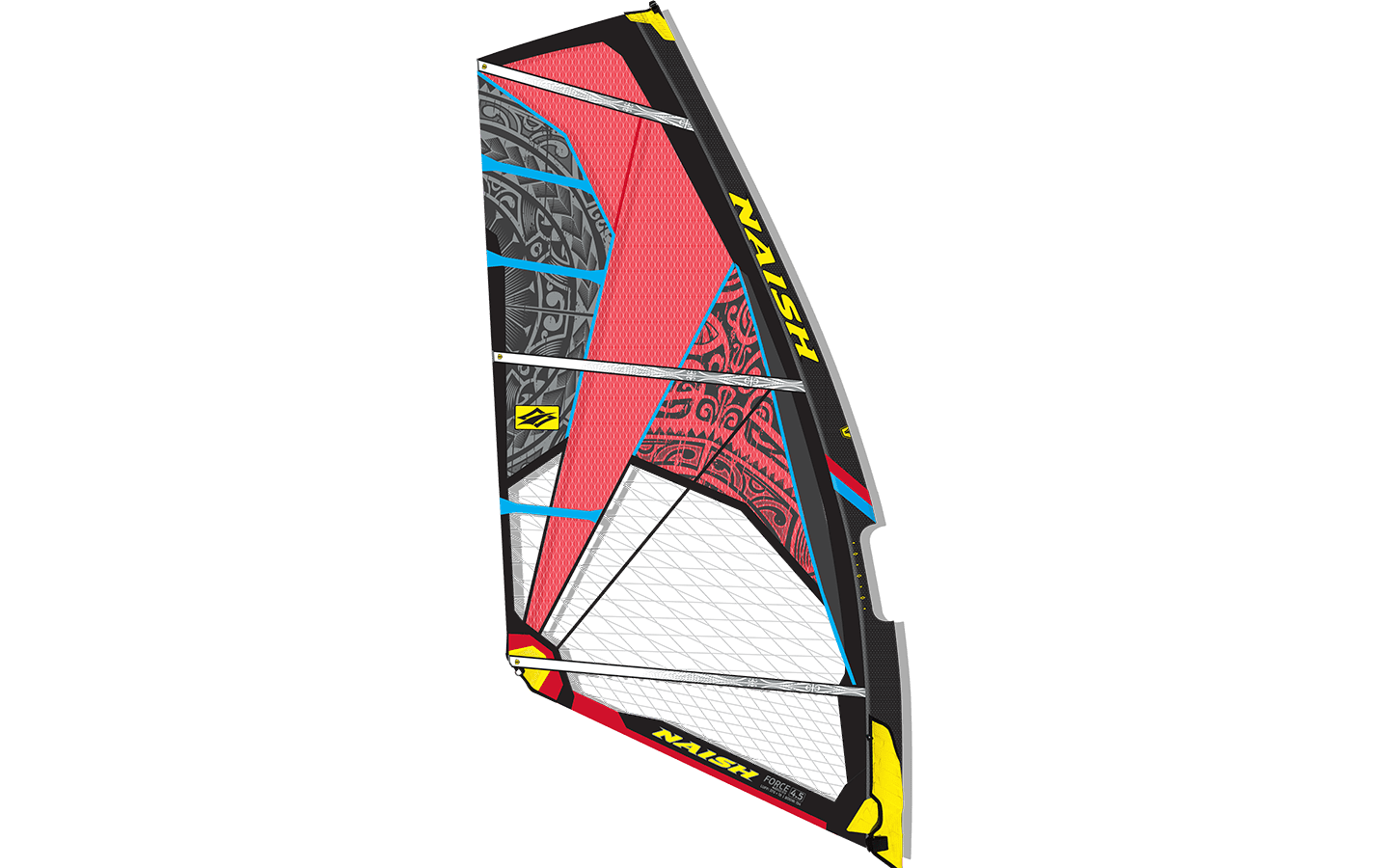 Naish Sail Force THREE 2016 Black/Red