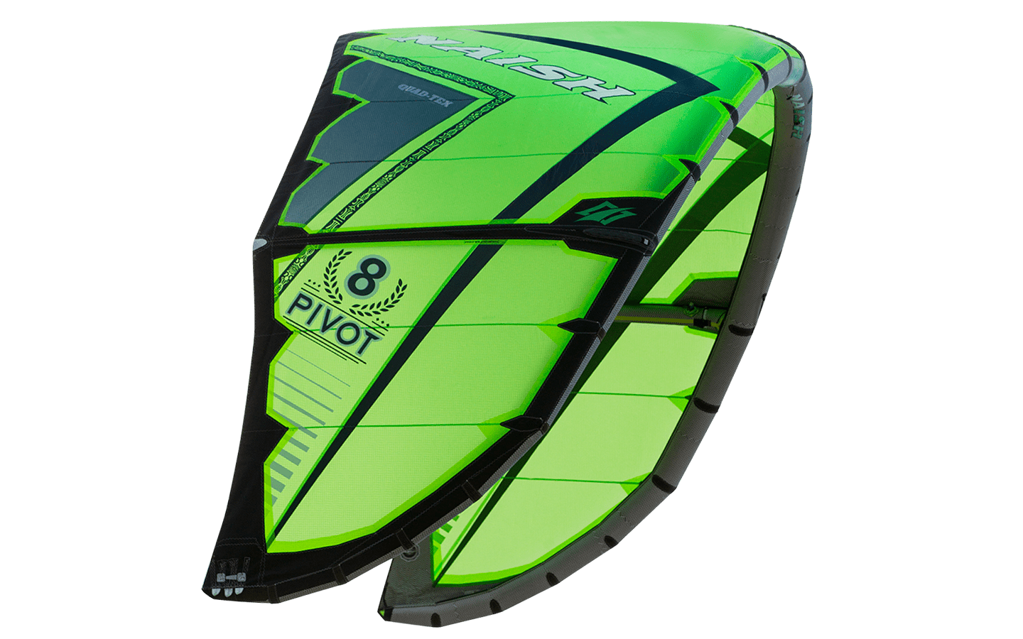 Naish Pivot 2017 (Kite Only) Green/Grey 12.0