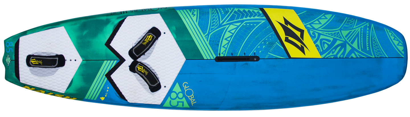 Naish 18  Windsurfboard Global