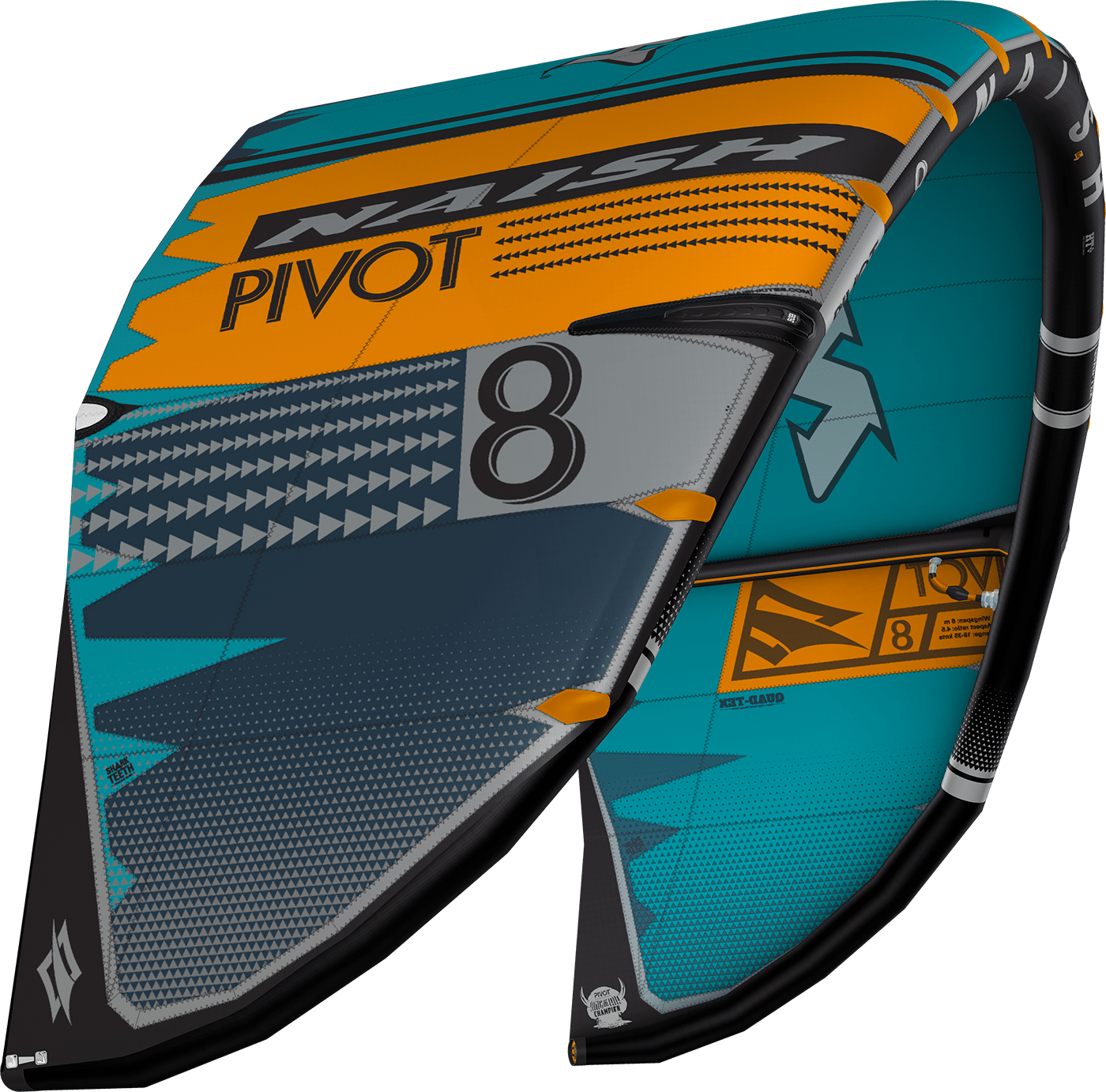 Naish Kite 20 Pivot 9.0