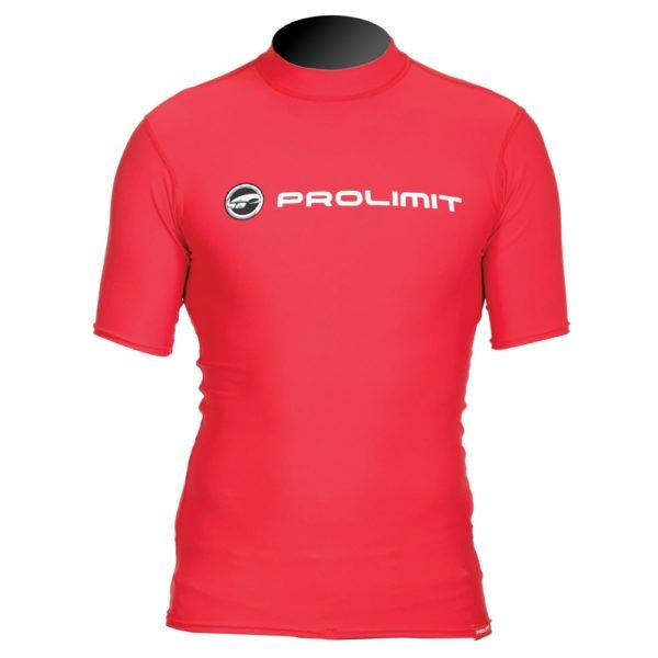 Prolimit Rashguard Logo SA Red