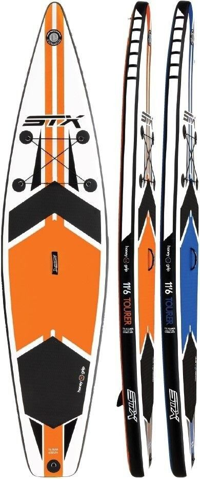 "STX SUP Inflatable 11'6x32""x6"" 270l orange"