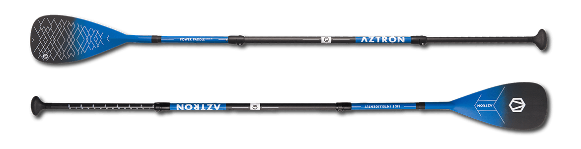 Aztron 20 POWER Carbon 70 3-section Paddle
