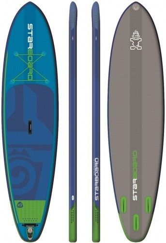 "Starboard Sup 2017 Inflatable Blend Zen 11'2""x32"""