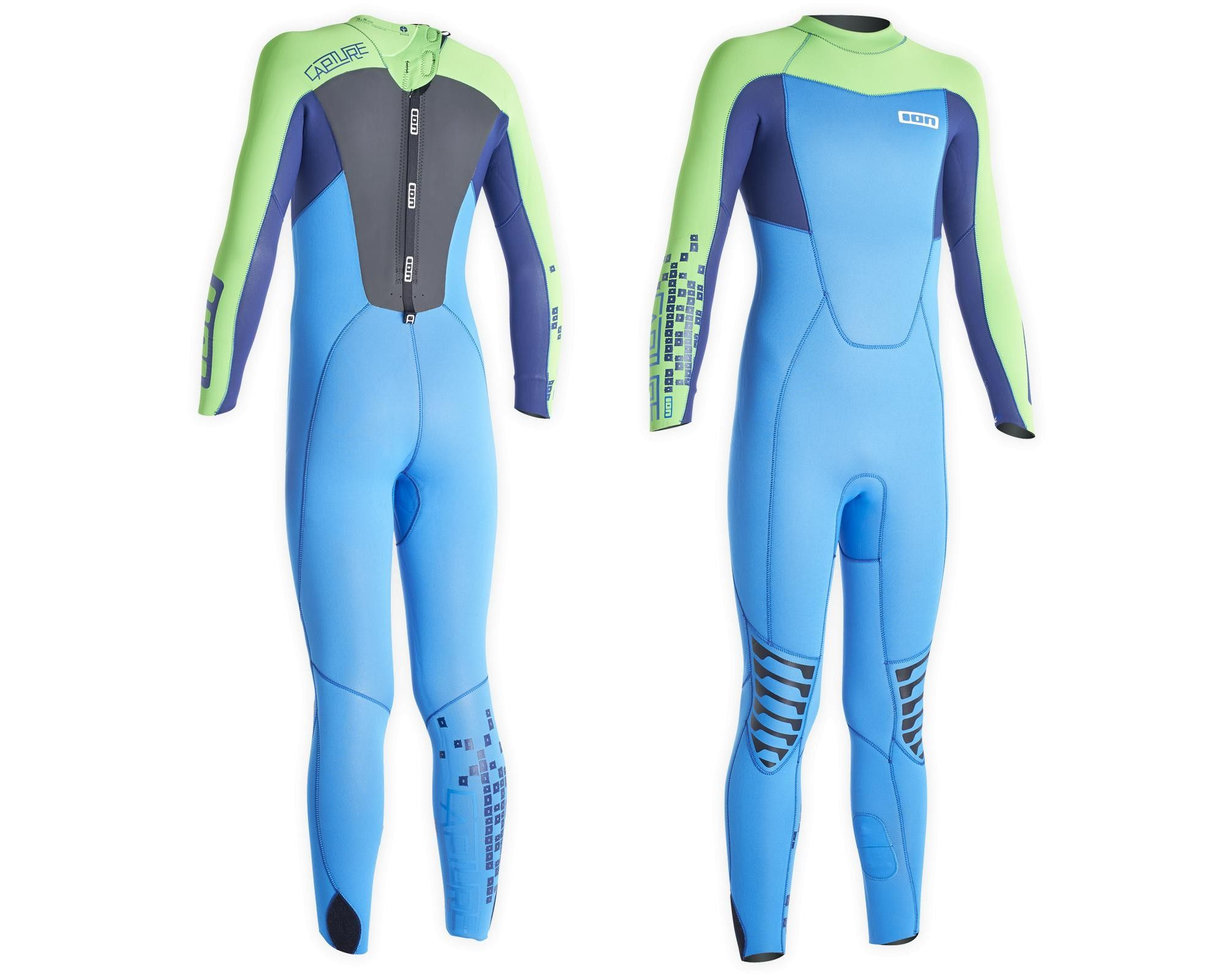 KID - ION - Wetsuit BS - Capture Semidry 5,5/4,5 DL (CN)