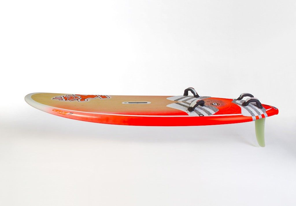 Starboard Carve 141 Wood 2014