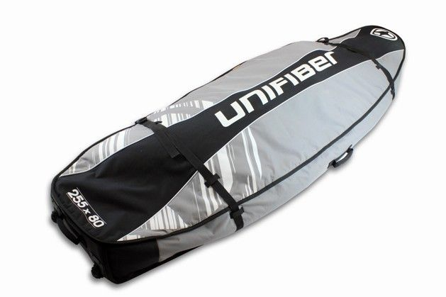 Unifiber Double Boardbag w/wheels
