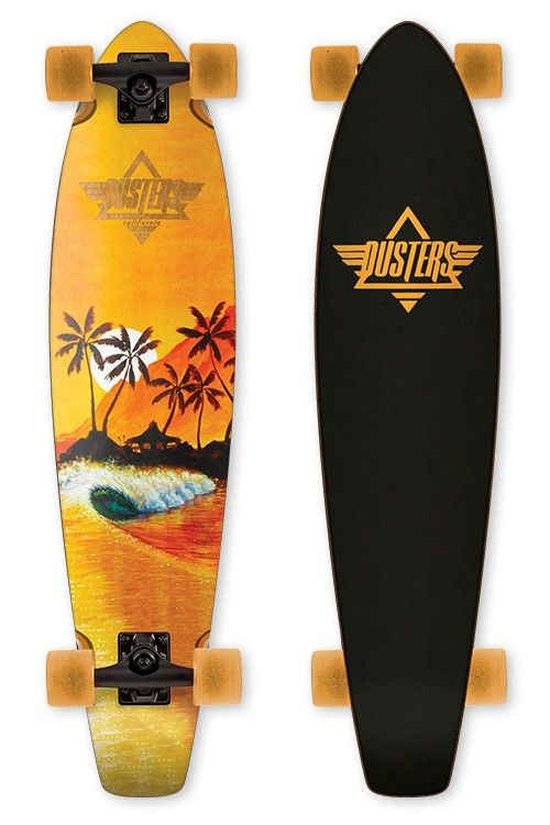 Duster Happy Hour Longboard 36""
