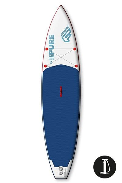 Fanatic 19 Pure Air Touring 11'6""
