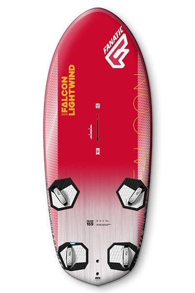 Fanatic Falcon Light Wind 159 2017