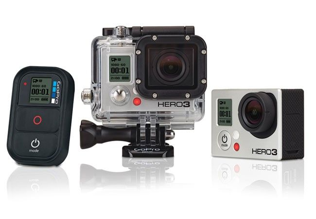GoPro HD HERO3 Black Adventure Edition