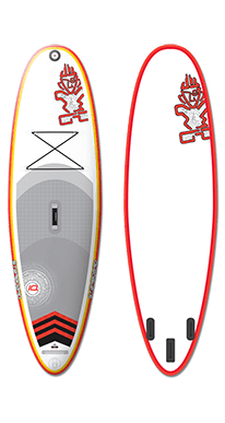 "Starboard Astro Inflatable 10'0"" x 35"" x 4"" Whopper"
