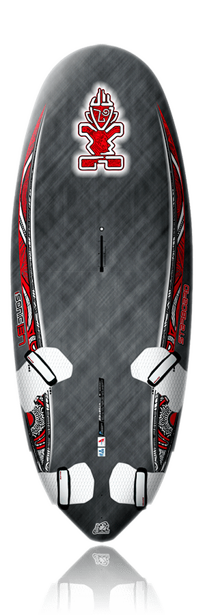 Starboard iSonic 137 Carbon 2012