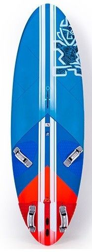 Starboard 2017 isonic slalom 107 carbon