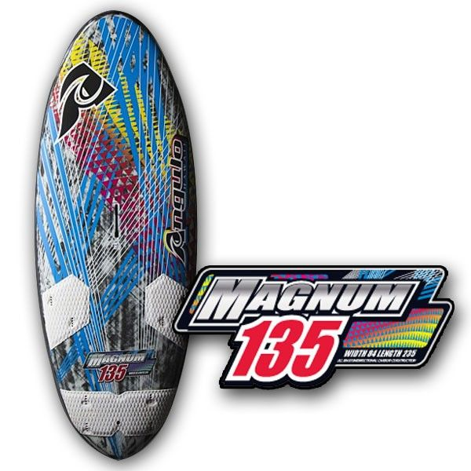 Angulo Magnum 135 2015