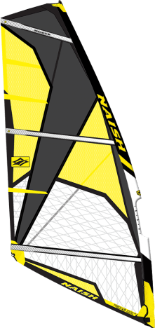 Naish Sail Force THREE 2015 Yellow/Black