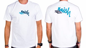 Naish T-Shirt Diamond White