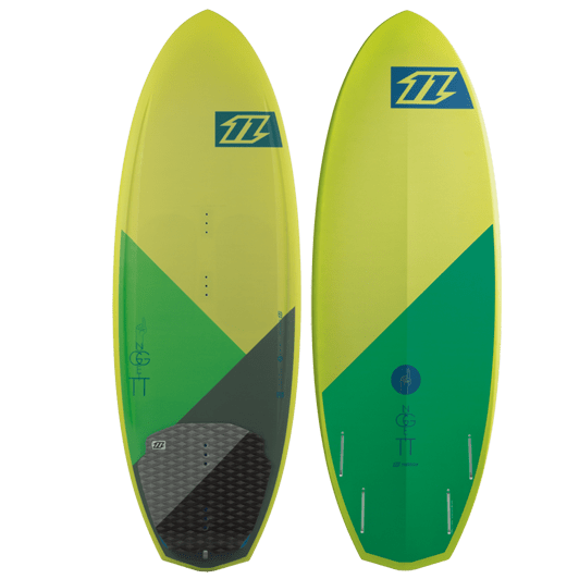 "NKB Nuget TT 5'2"" 2015 (with pads/straps)"