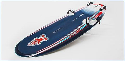 Starboard 2015 Isonic 130 Carbon
