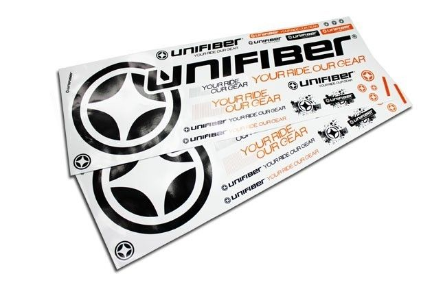 Unifiber Unifiber sailsticker+small stickers transp. background 2013