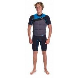 Prolimit Slider Vest Padded SZ Grey/Blue