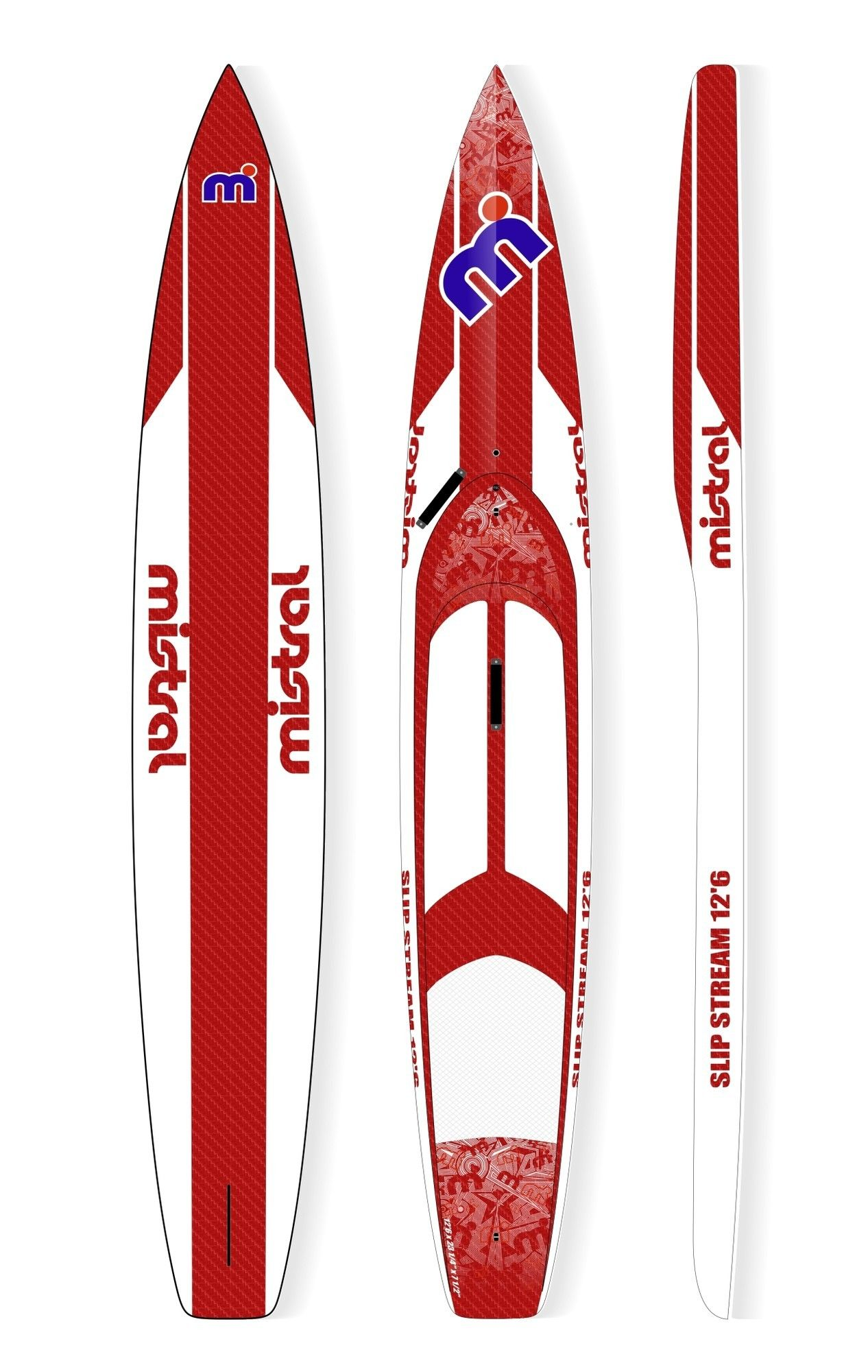Mistral Slipstream Carbon 12'6