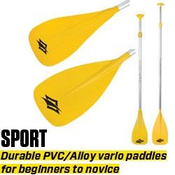 Naish Paddle Alloy Sport 8.5 Vario