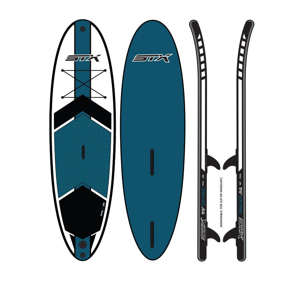 STX SUP Inflatable w/WS option 11'6x32