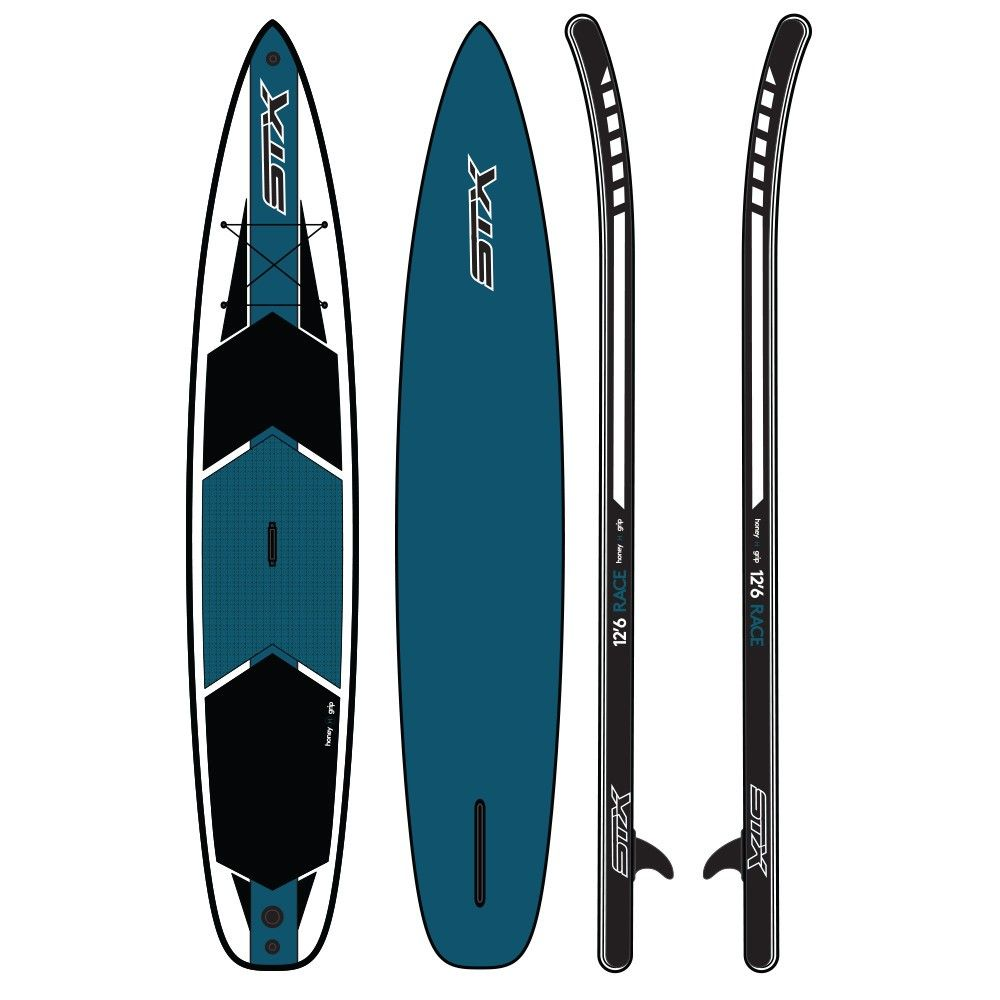 STX SUP Inflatable 12'6x30