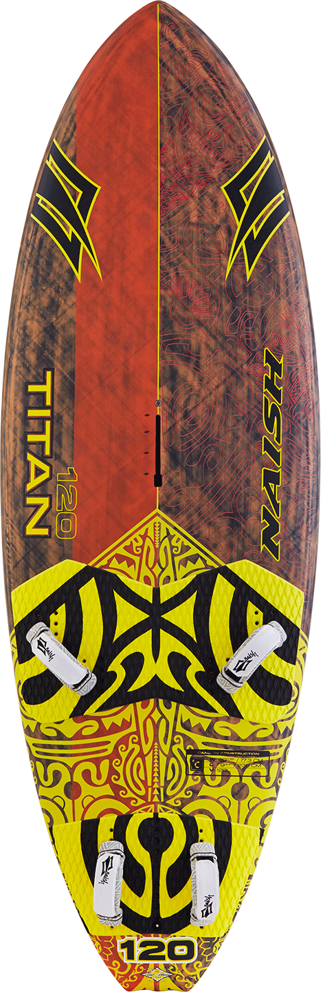 Naish Windsurfboard Titan Carbon 2016