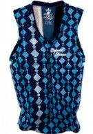 Liquid Force Cardigan Blue