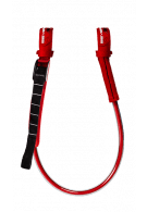 Severne Harness Lines V2 Race ADJ. 28-3 Red