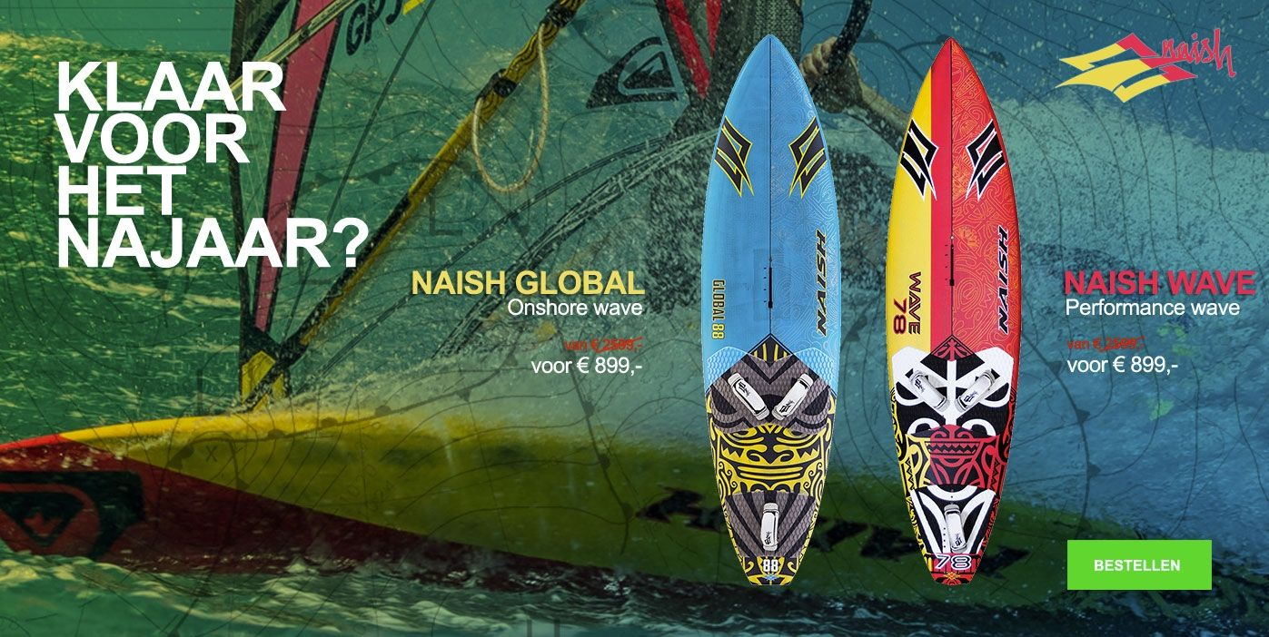 Naish wave naish global